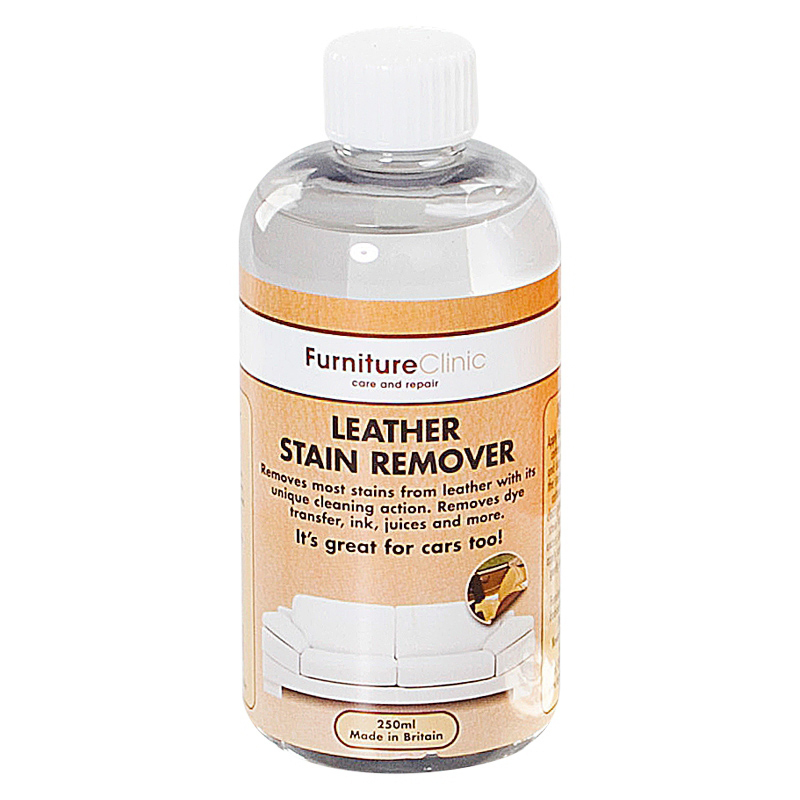 Letech Furniture Clinic Leather Stain Remover 250 Ml